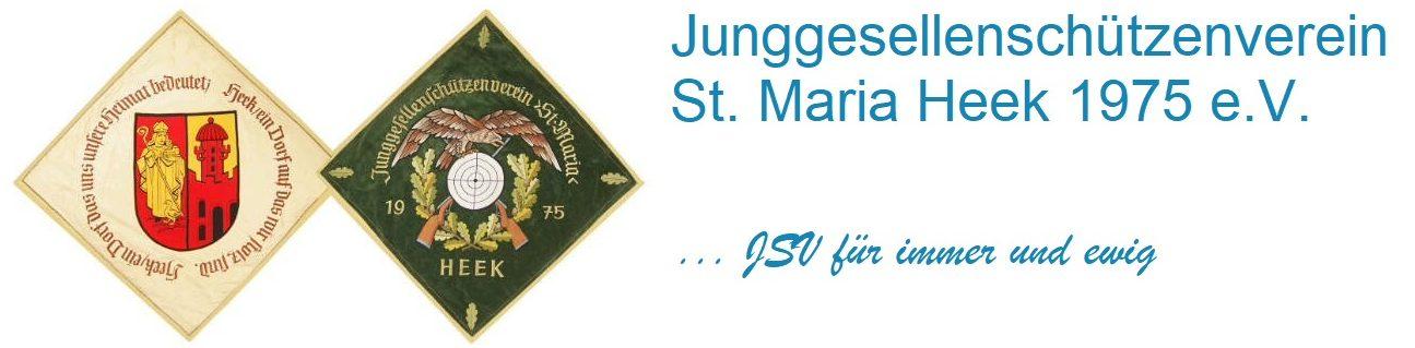 Junggesellenschützenverein St. Maria Heek 1975 e.V.