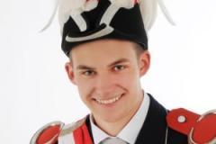 2. Kassierer Alexander Wierling