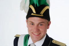 1. Königsadjutant Jonas Klein-Reesink