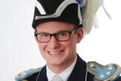 1. Kompanieführer Tim Bonenberg