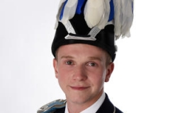 2. Kompanieführer Nikolas Terwolbeck